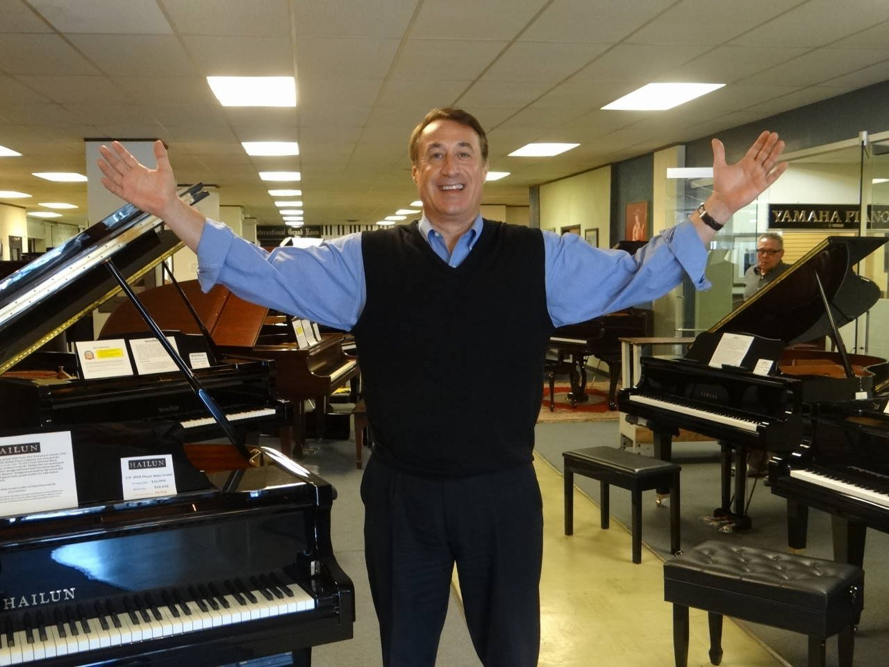 Grand Pianos On Sale In Ohio | New & Used Pianos | Nationwide Delivery