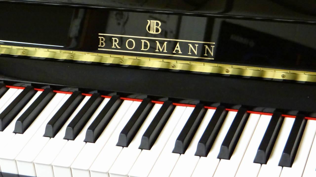 "25501-<br><font color=""black""><b>NEW BRODMANN</b></font> 48″ Professional Upright ""German Built"""