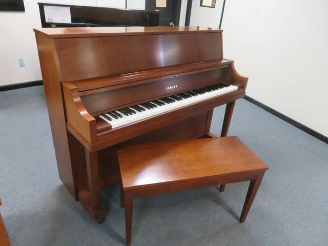 "17014-<br><font color=""black""><b>YAMAHA</b></font> 45″ Model P-22 Professional Upright Piano Beautiful Satin Walnut <br><font color=""red""><b>SOLD – FLORENCE, KY</b></font>"