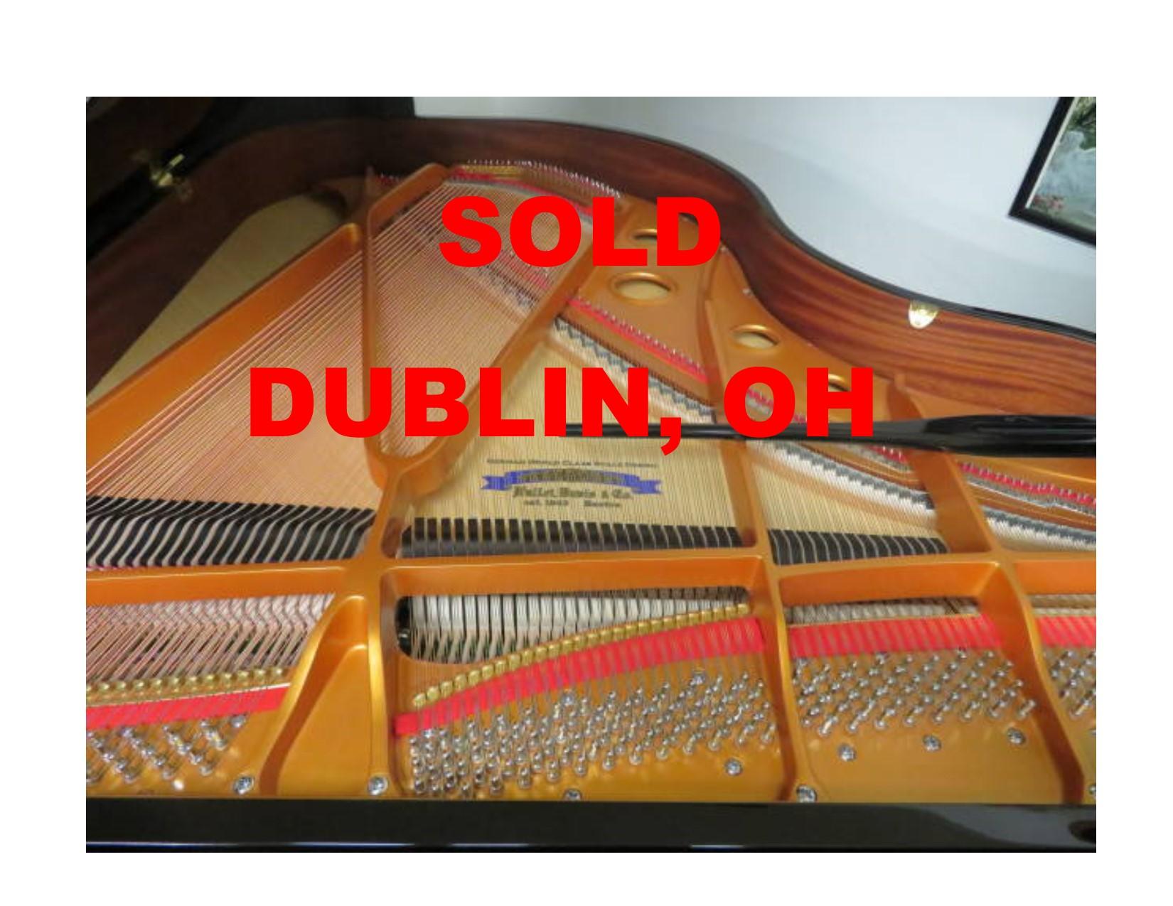 "14001-<br><font color=black><b>NEW HALLET DAVIS</b></font> 5'7″ Premium Grade Grand Piano ""German Designed"""