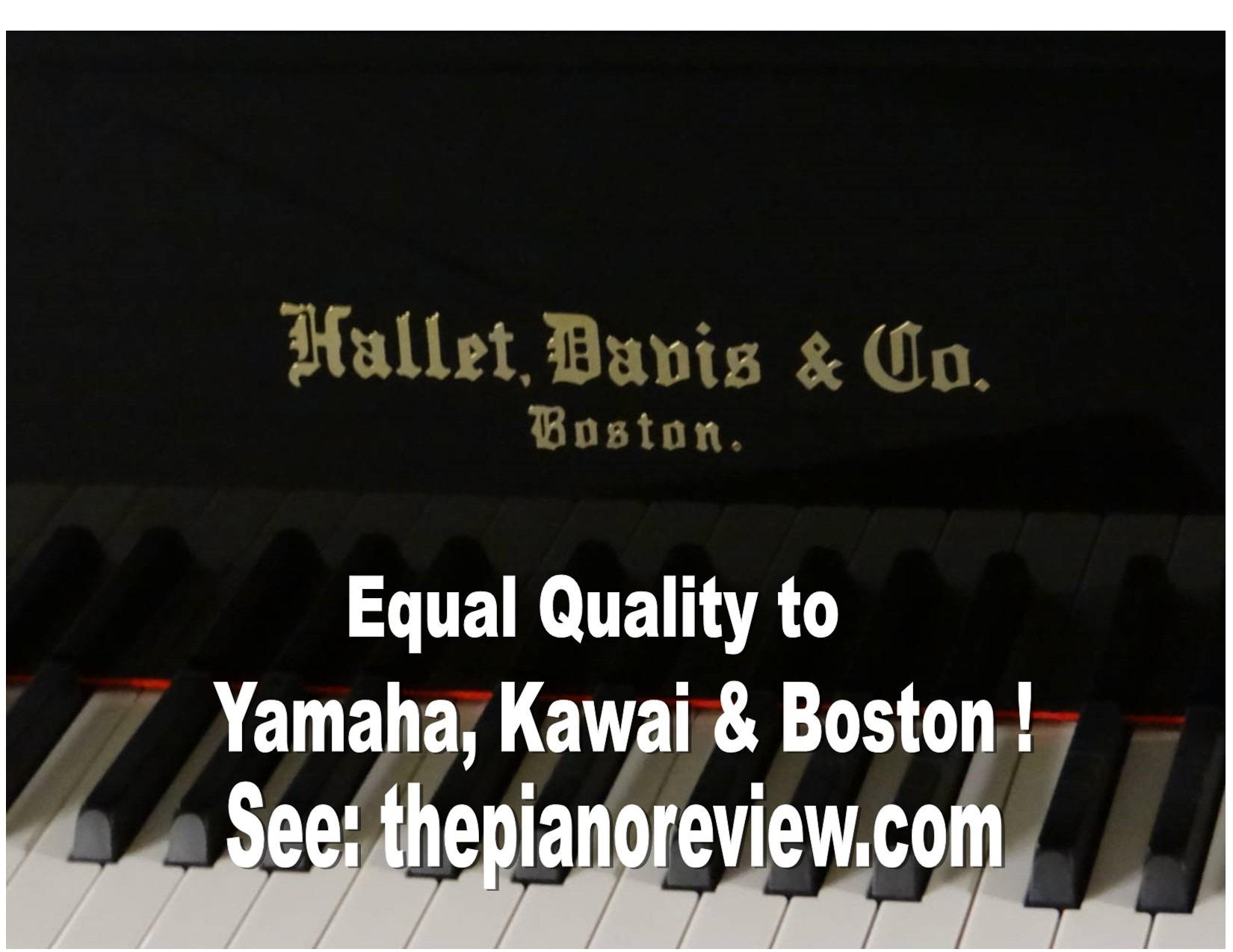 "12468<br><font color=black><b>HALLET DAVIS</b></font> 5'0″ Premium Grade Grand<br> •European Design<br> •European Sound <br>•European Tradition <br><font color=""blue""><b>Click Picture for ""Live Video""</b></font>"