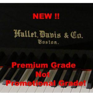 hallet davis, Hallet Davis Signature Series