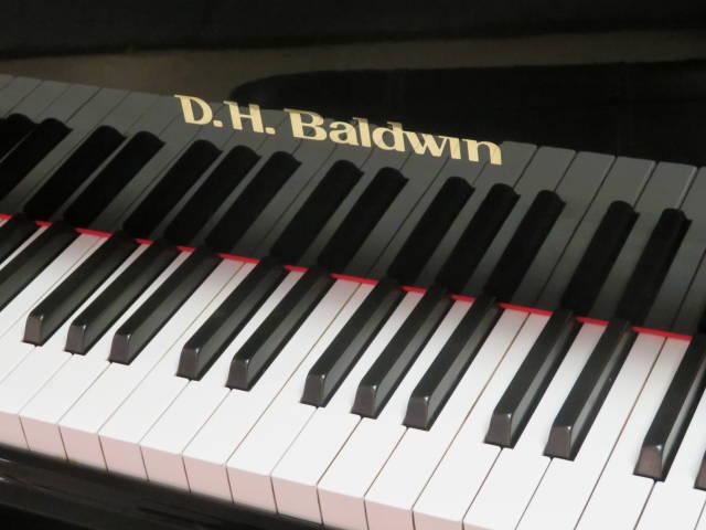 "13899- <br><font color=""black""><b>BALDWIN GRAND</b></font> D.H.Baldwin 5'3″ Premium Grade 125th Anniversary Edition"