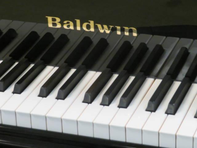 "14004<br><font color=""black""><b>BALDWIN</b></font> 5'8″ Model R Artist Grand Hand Built in the U.S.A.<br><font color=""red""><b></b>SOLD-INDEPENDENCE, KY</font>"