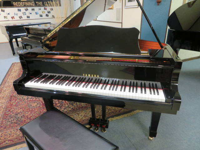 """14103-<br><font color=black><b>YAMAHA</b></font> 6'0″ Grand Piano Model G3 """"Premium Grade"""" Mint Condition<br><font color=""""red""""><b>SOLD-MIDDLETOWN, OH</b></font>"""