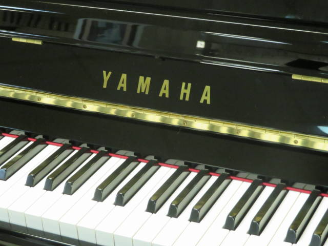 "17015-<br><font color=""black""><b>YAMAHA</b></font> 48″ Professional Upright Built in 2014 ""MINT"""