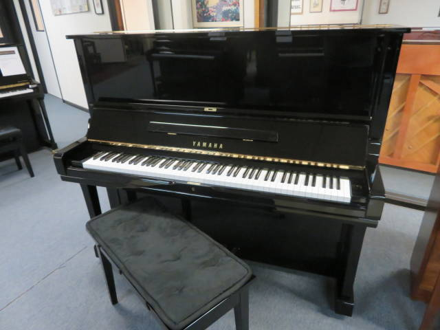 "15925-<br><font color=""black""><b>YAMAHA</b></font> 52″ Model U3 Professional Upright 100% Made in Japan ""Superb<br><font color=""red""><b> SOLD-WATERVILLE, OH</b></font>"