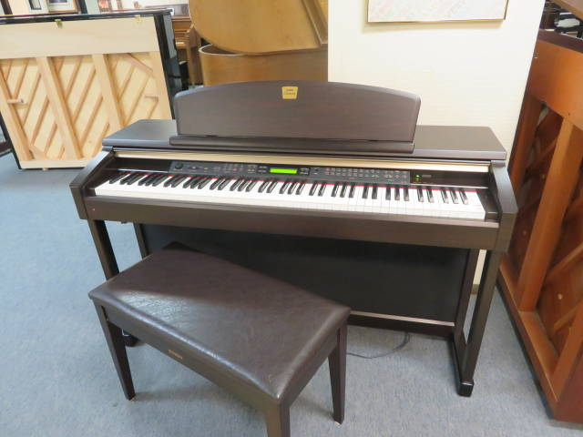"17998-<br><font color=""black""><b>Pre-Owned YAMAHA CLAVINOVA</b></font> Model CLP-170 ""Deluxe Model"""
