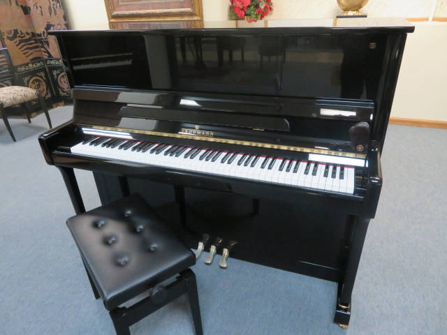 "15922-<br><font color=""black""><b>PRE-OWNED BRODMANN</b></font> 48″ Professional Upright Built 2015"
