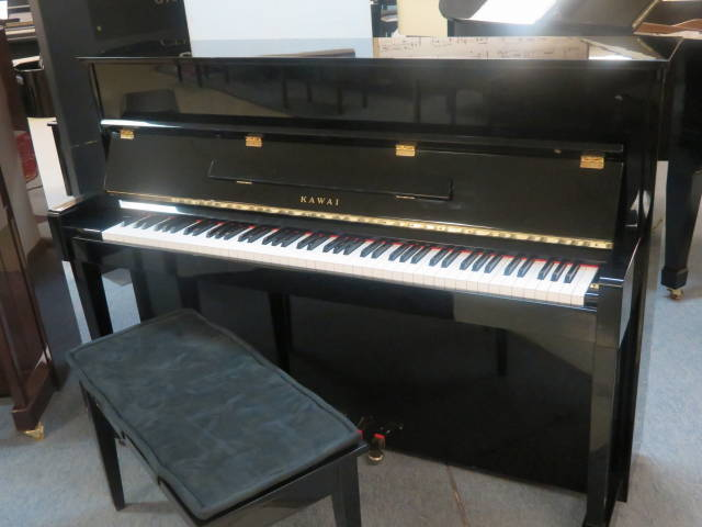 "15736-<br><font color=""black""><b>KAWAI</b></font> 46″ Professional Upright Tremendous Touch and Tone Superb <br><font color=""red""><b>SOLD – SIDNEY, OH</b></font>"