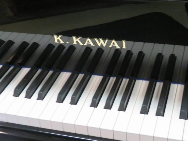 "12804<br><font color=black><b>KAWAI</b></font> 5'1″ Grand Handcrafted in Japan Magnificent Tone-Excellent !<br><font color=blue><b>Click Picture for ""Live Video""</b></font>"
