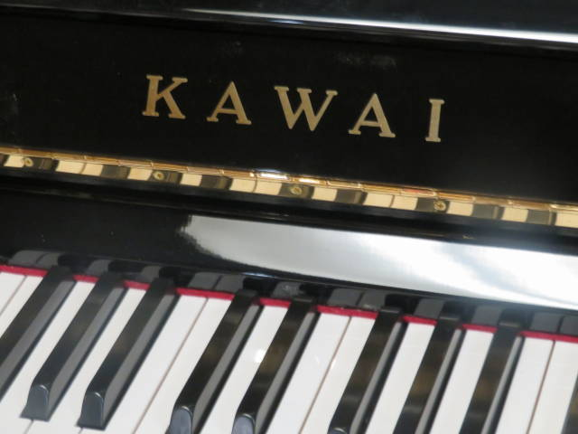 "15407-<br><font color=""black""><b>KAWAI</b></font> 52″ Professional Upright Sound Like a 6'0″ Grand !<br><font color=""blue""><b>Click Picture for ""Live Video</b></font>"