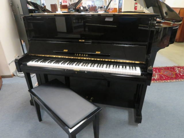 "15722-<br><font color=""black""><b>YAMAHA</b></font> 48″ Model U1 Professional Upright Superb ! <br><font color=""blue""><b>Click Picture for ""Live Video</b></font>"