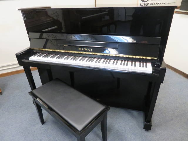 "15732-<br><font color=""black""><b>KAWAI</b></font> 48″ Professional Upright Made in Japan Excellent<br><font color=""blue""><b>Click Picture for ""Live Video""</b></font> !"