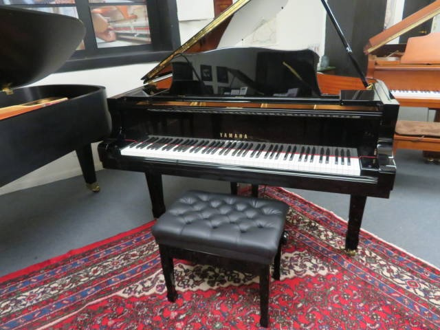 "12501-<br><font color=""black""><b>YAMAHA</b></font> 6'11"" Concert Grand Great for Concert Performance Perfect !  <br><font color=""blue""><b>Click Picture for ""Live Video</b></font>"