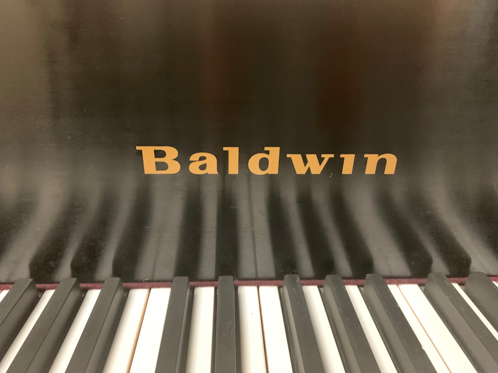 "12361-<br><font color=black><b>BALDWIN</b></font> 5'0″ Grand Made in the U.S.A. Classic Satin Ebony <br><font color=blue><b>Click Picture for ""Live Video""</b></font>"