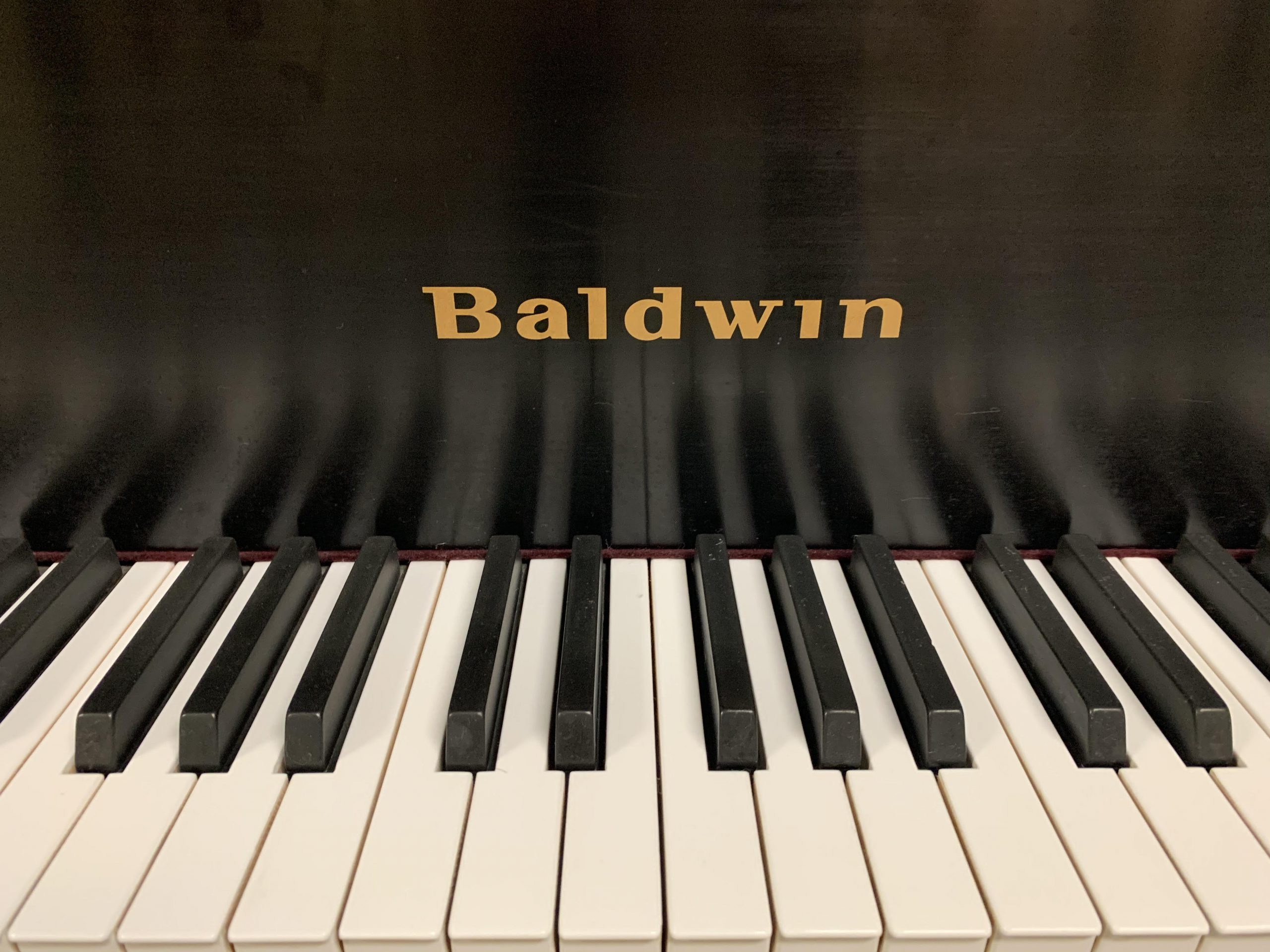 "12101-<br><font color=black><b>BALDWIN</b></font> 5'0″ Grand Made in the U.S.A. Classic Satin Ebony <br><font color=blue><b>Click Picture for ""Live Video""</b></font>"